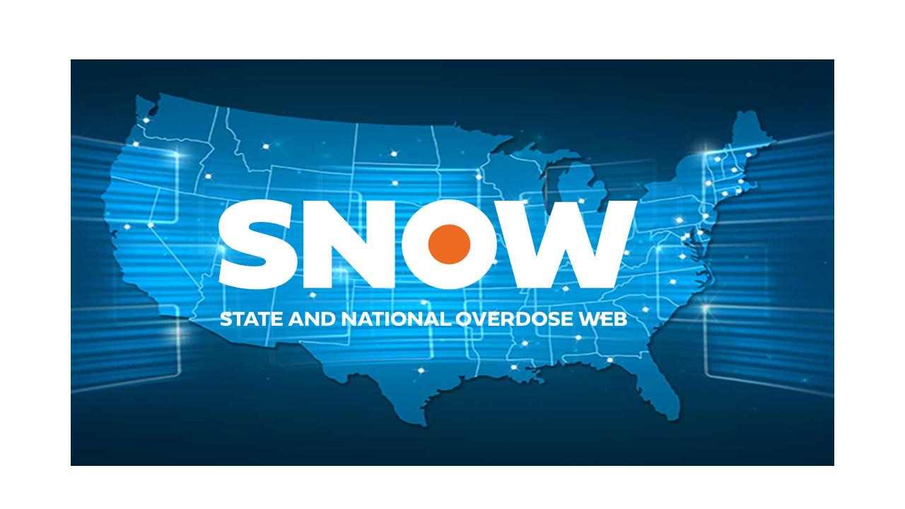 SNOW NDEWS background